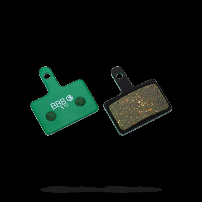 Placute frana BBB BBS-53E compatibile cu Shimano Deore si E-Bikes [0]