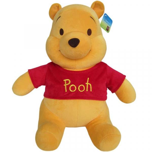 Mascotă pluș Winnie the Pooh, 20 cm [0]