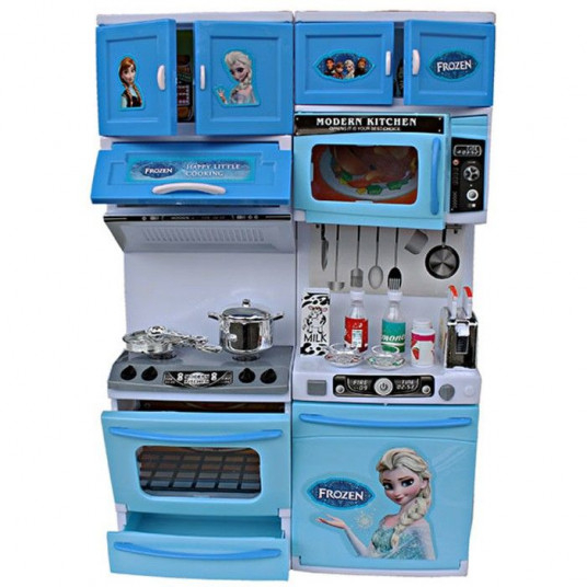 Set bucatarie pentru copii My Little Cooking Frozen, 3 ani+ 0