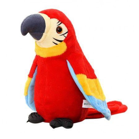 Jucărie interactivă - Papagalul Vorbitor, 29 cm [0]