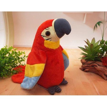 Jucărie interactivă - Papagalul Vorbitor, 29 cm [2]