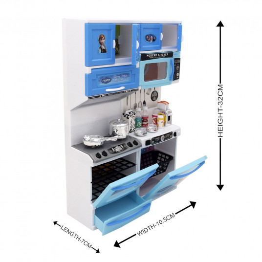 Set bucatarie pentru copii My Little Cooking Frozen, 3 ani+ 2