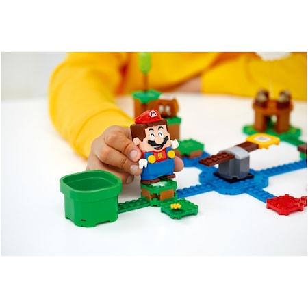 LEGO Super Mario, Aventurile lui Mario - set de baza 71360 3