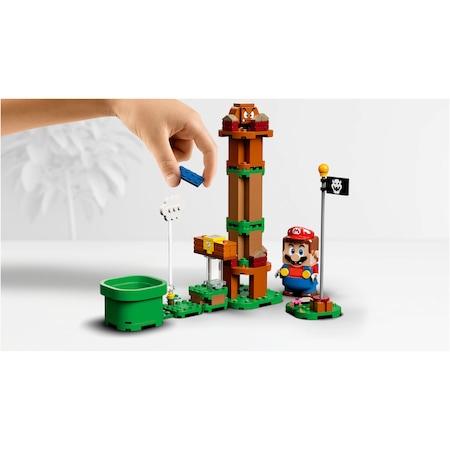 LEGO Super Mario, Aventurile lui Mario - set de baza 71360 4