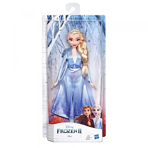 Papusa Disney Frozen II, Papusa Elsa, 30 Cm 2