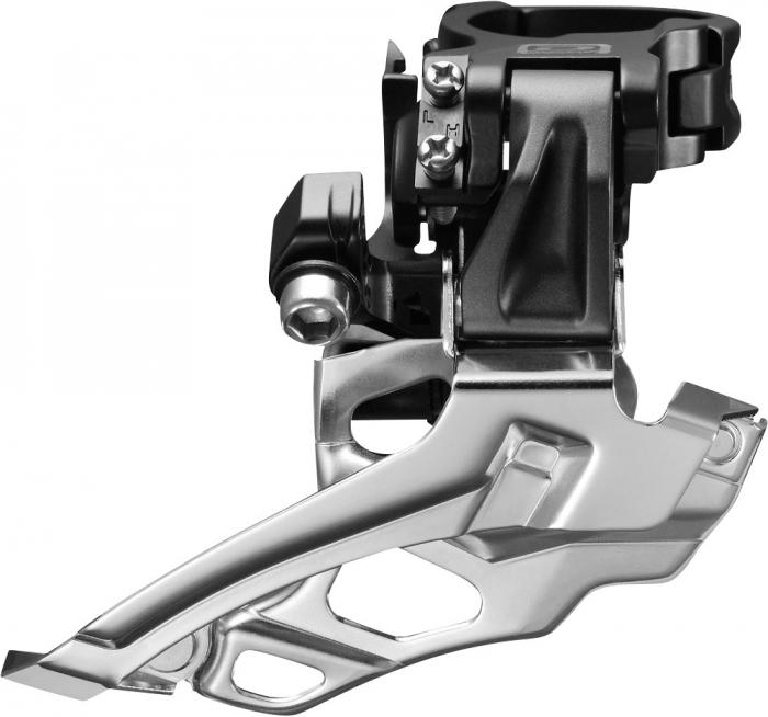 Schimbator fata Shimano FDM618HM6 2x10 viteze [0]