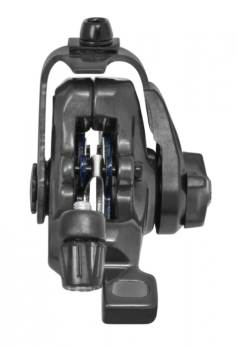 Set frane disc mecanice Force Dual MTB negru [1]