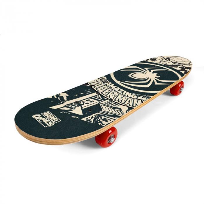 Skateboard Seven Wooden Skateboard Spiderman [1]