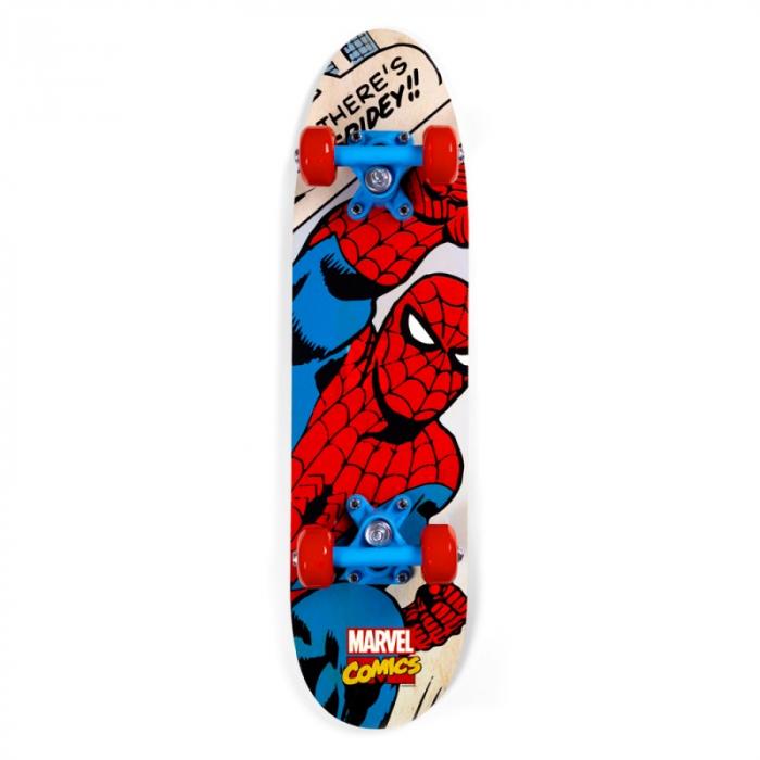 Skateboard Seven Wooden Skateboard Spiderman [3]