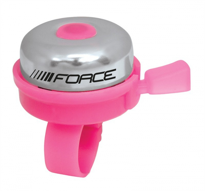 Sonerie Force Classic Fe/Plastic 22.2mm roz [0]