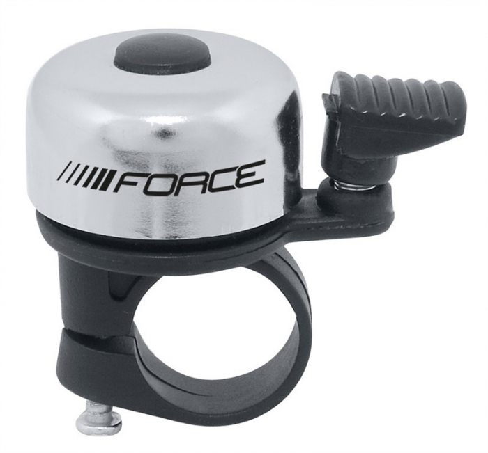 Sonerie Force Fe/plast 22.2mm argintie [0]