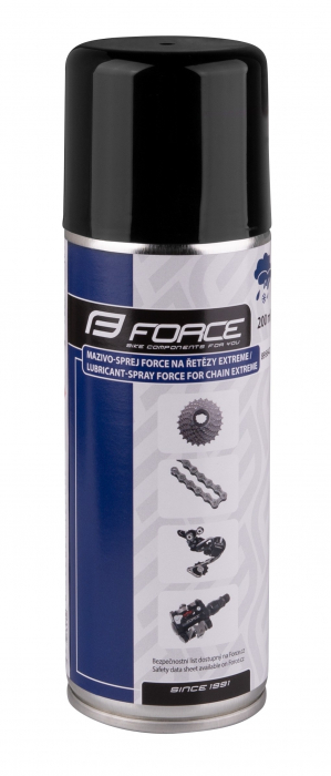 Spray Force Lubrifiant 200mL [0]