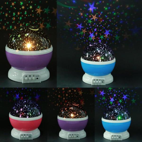 Lampa De Veghe Pentru Copii Star Master 1