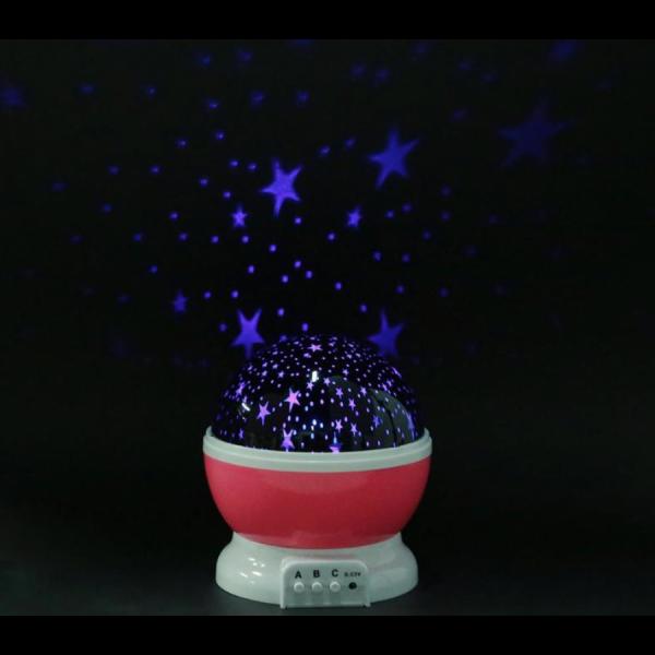 Lampa De Veghe Pentru Copii Star Master 4