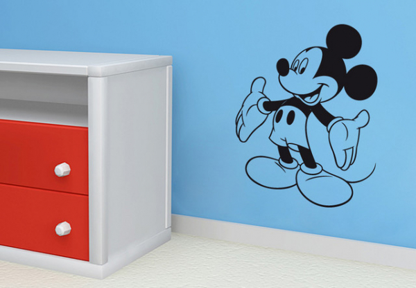 Sticker decorativ - MICKEY MOUSE 2 [0]