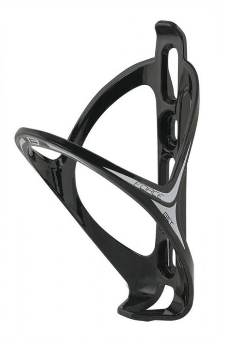Suport bidon Force Get plastic negru [0]