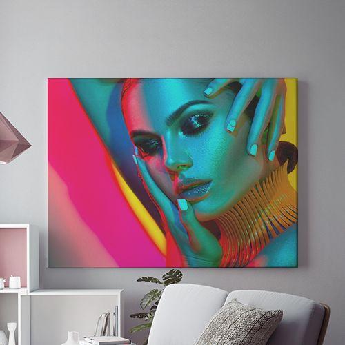 Tablou canvas - FLUORESCENT 0