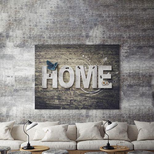 Tablou canvas - HOME 3 3
