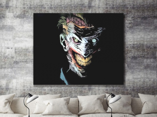 Tablou canvas - JOKER 2