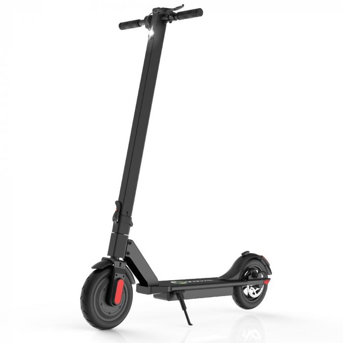 Trotineta electrica Megawheels S5S Black, 250W, 8.5, 7.5AH [0]