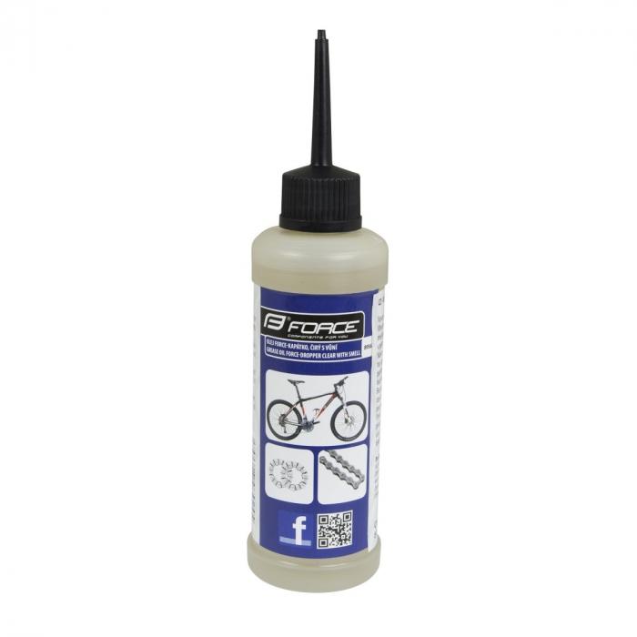 Ulei mineral pentru bicicleta Force cu pipeta 80 ml [0]
