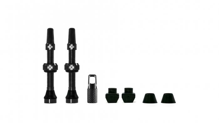 Valve Tubeless Muc-Off Presta MTB 44mm Negre [0]