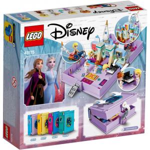 LEGO Disney Princess - Aventuri din cartea de povesti cu Anna si Elsa 431751