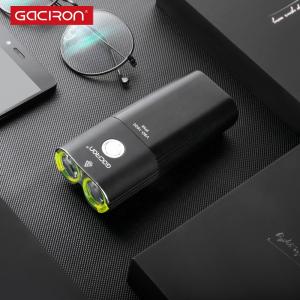 Far LED Gaciron V9D-1600, 1600 Lumeni, Baterie Reincarcabila 5000 mah, Rezistenta la Apa IPX6, Negru [5]