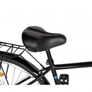 """Bicicleta CITY 28"""" Rich Exquisite R2891A, culoare negru/albastru2"""