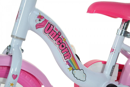 Bicicleta copii 10'' - UNICORN [4]