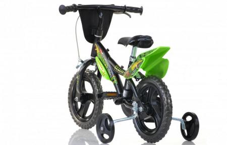 Bicicleta copii 12'' Dinozaur T-Rex [7]