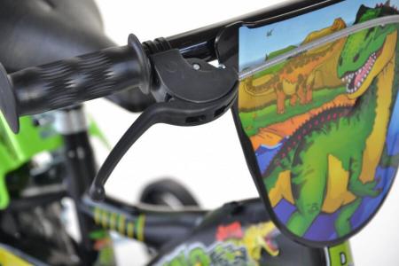 Bicicleta copii 12'' Dinozaur T-Rex [4]