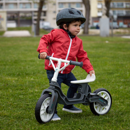Bicicleta Copii fara pedale Polisport Bb Crem Mint 12 Inch, fara pedale, ergonomica [1]