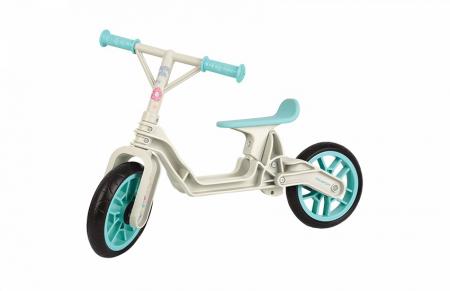 Bicicleta Copii fara pedale Polisport Bb Crem Mint 12 Inch, fara pedale, ergonomica [0]