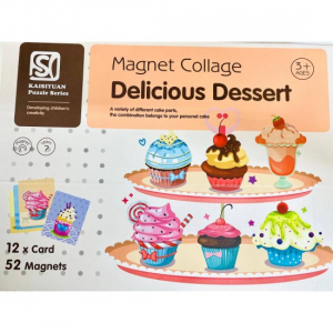 Carte magnetica Desertul perfect1