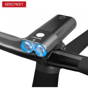 Far cu Led Gaciron V9D 1800 Lumeni + Powerbank [0]
