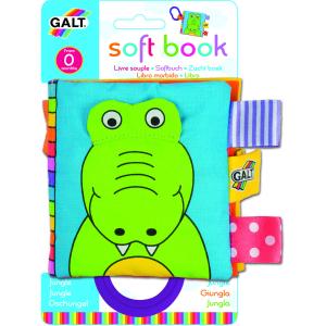 Soft Book: Cărticică moale Jungle0