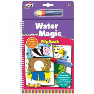 Water Magic: Carte de colorat Jungla veselă [0]