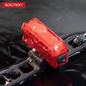 Stop Led Gaciron W11R, 15 lumeni, incarcare usb, impermeabilitate IPX4 [2]