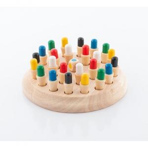 Joc din lemn șah de memorie, 26 Piese0
