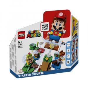 LEGO Super Mario, Aventurile lui Mario - set de baza 713600