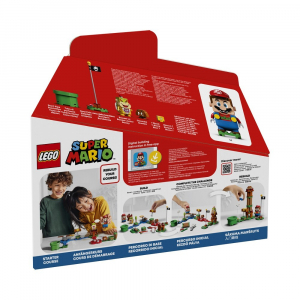 LEGO Super Mario, Aventurile lui Mario - set de baza 713608