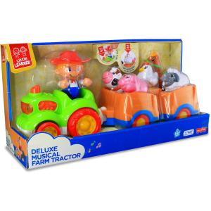 Jucărie muzicală - Tractorul de la fermă [5]