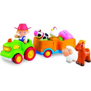 Jucărie muzicală - Tractorul de la fermă [0]