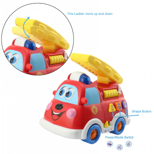 Masina de pompieri electrica - pompier [2]