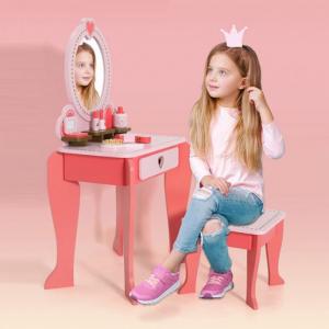 Masuta infrumusetare copii cu Oglinda si accesorii2