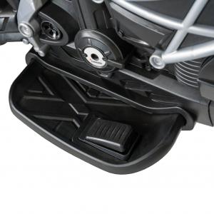 Motocicleta electrica copii cu acumulator, muzica si lumini, culoare alb/negru [9]