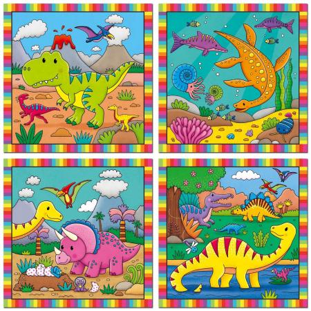Prima mea carticica Water Magic - Micutii dinozauri [3]