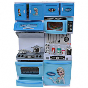 Set bucatarie pentru copii My Little Cooking Frozen, 3 ani+0