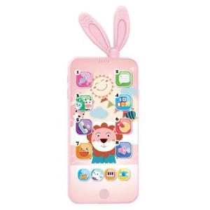 Jucarie interactiva telefon, Smart Phones Toys, + 3 luni,0